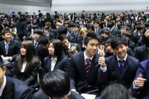入学式 2018年度4