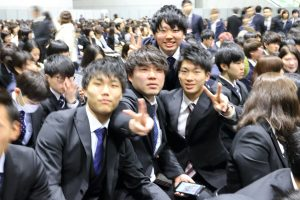 入学式 2018年度8