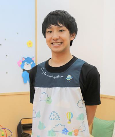 田邉和磨さん写真