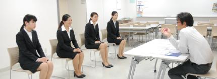 3. 就職採用試験対策
